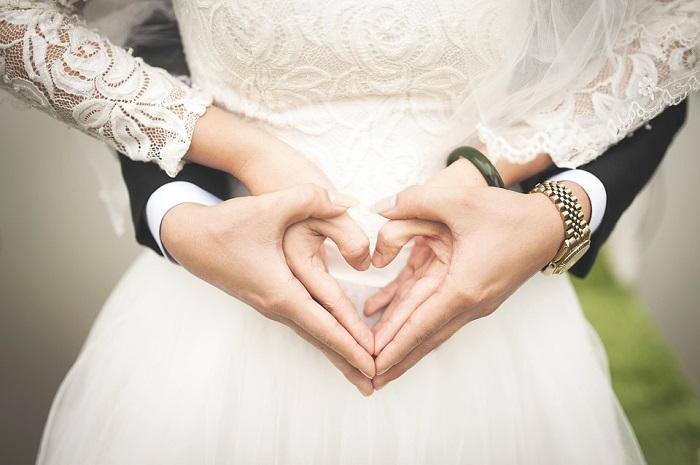 Finansiera bröllopet