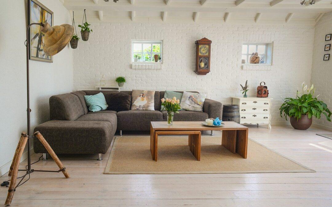 Inred hemmet med prisvärda möbler