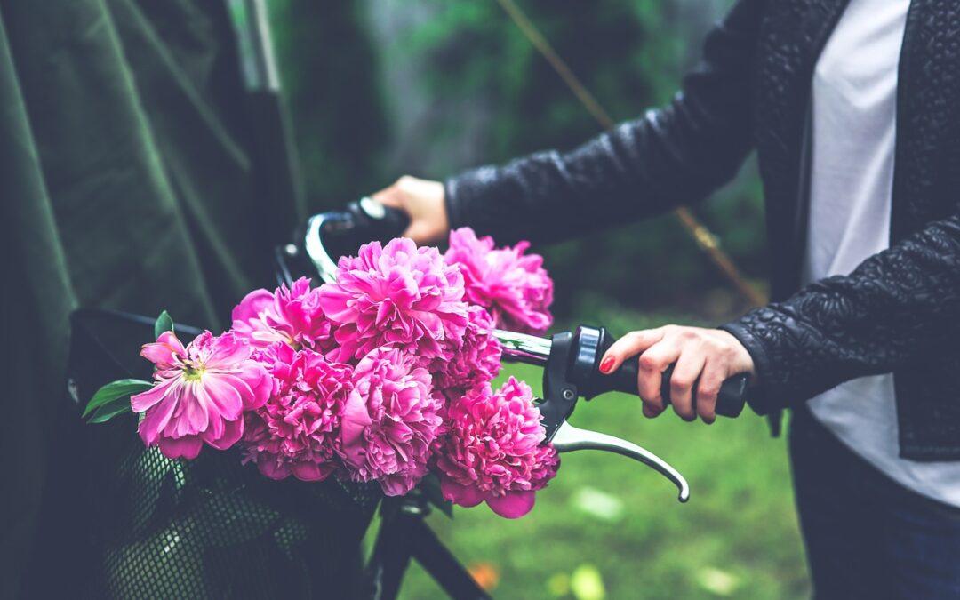 Skicka blommor som present