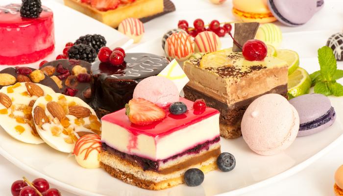 Låt tårtan komma till dig!