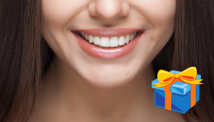 Tandblekning som present – yay or nay?